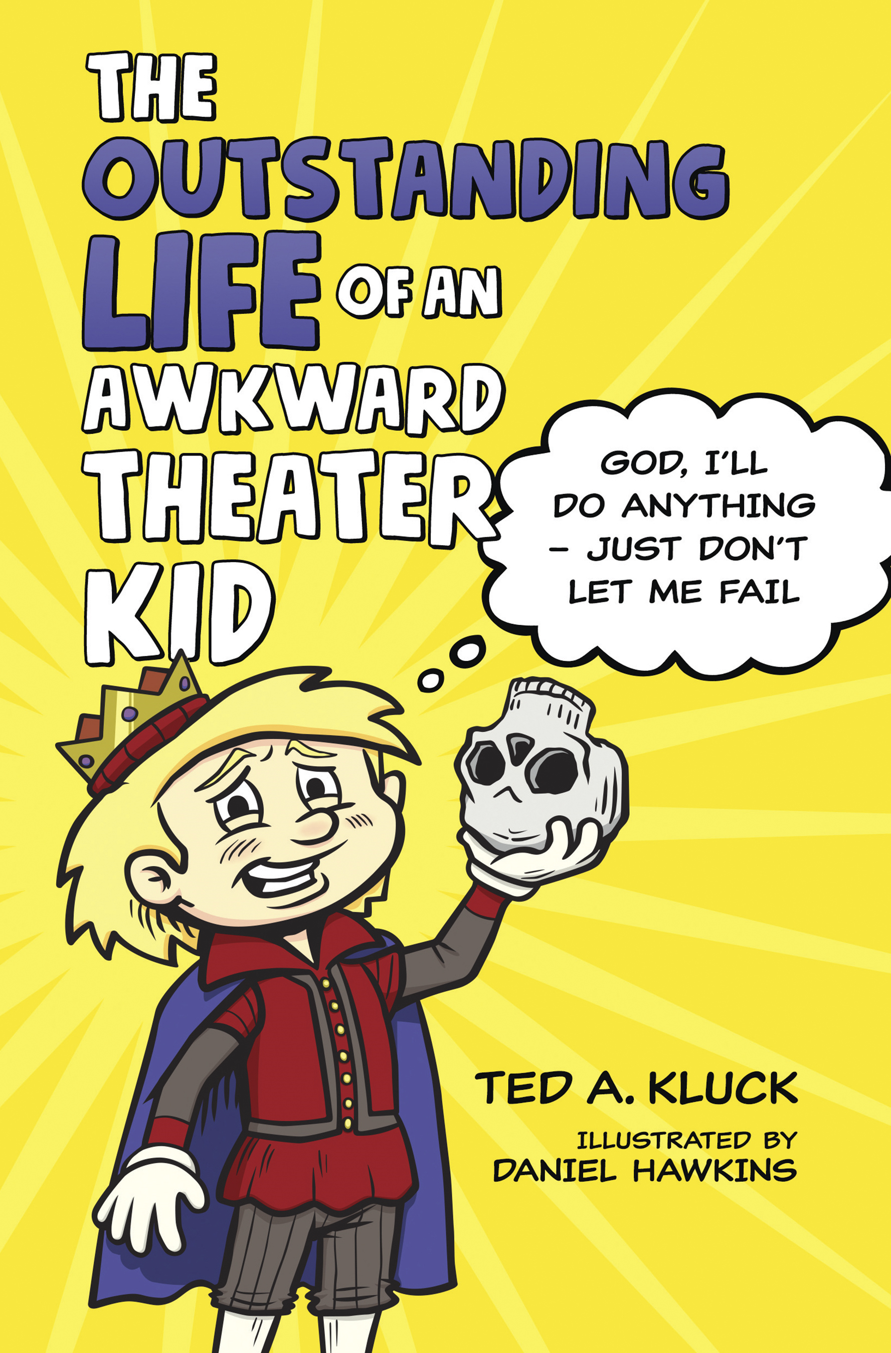 The Outstanding Life of an Awkward Theater Kid