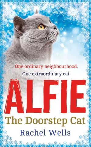Alfie the Doorstep Cat (Alfie series, Book 1)