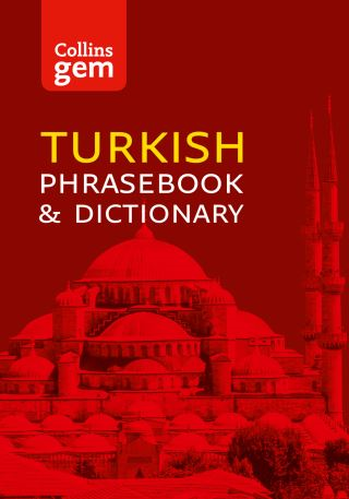 Collins Turkish Phrasebook and Dictionary Gem Edition ebook: 1 year licence (Collins Gem)