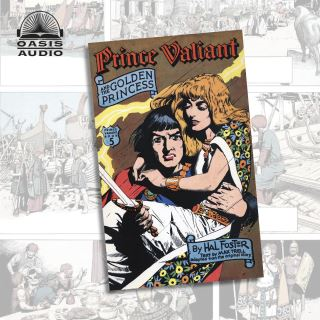 Prince Valiant and the Golden Princess