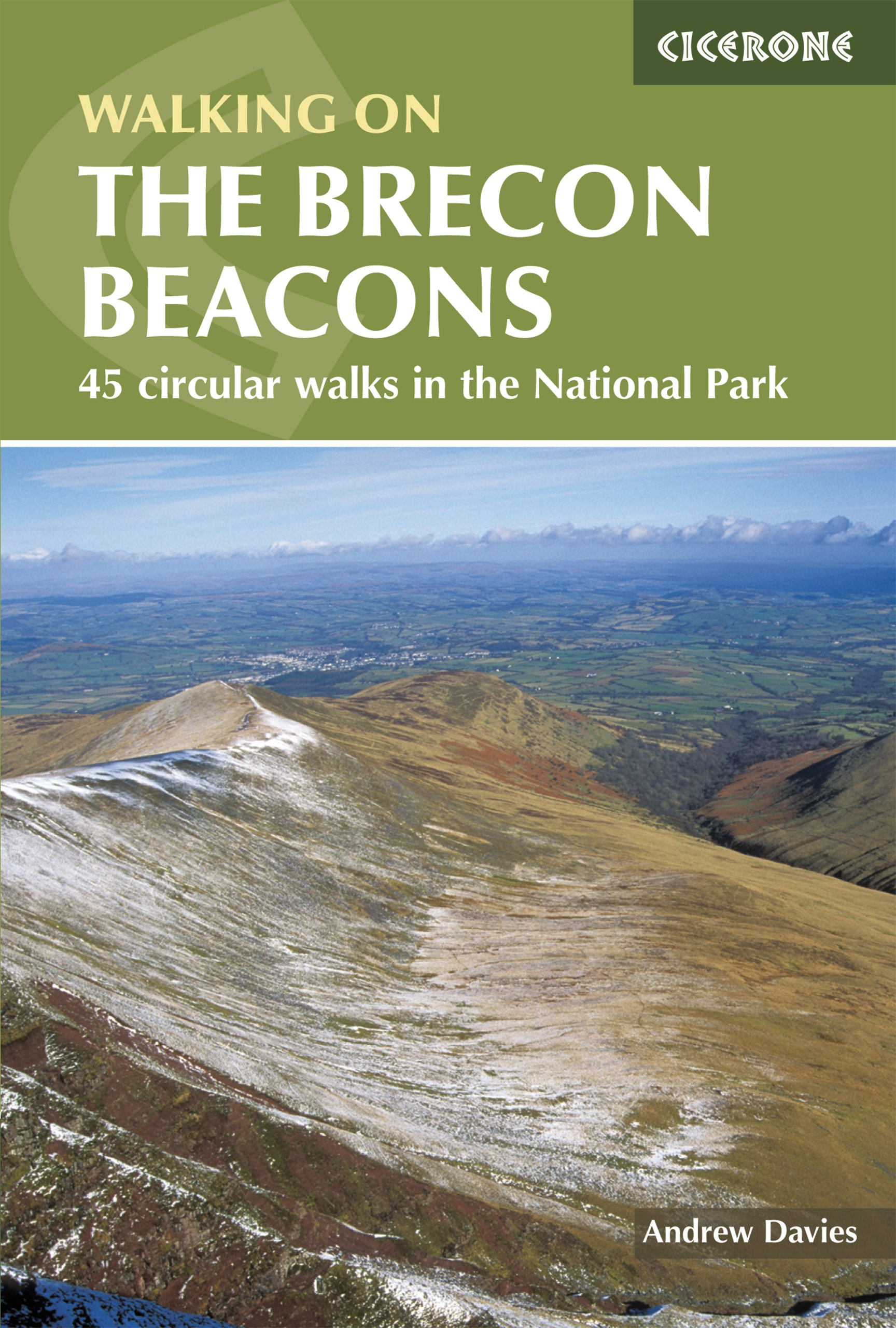 Walking on the Brecon Beacons