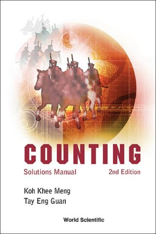 Counting: Solutions Manual (2nd Edition)