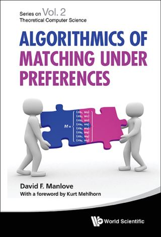 Algorithmics Of Matching Under Preferences