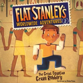 Flat Stanley's Worldwide Adventures #2: The Great Egyptian Grave Robbery UAB