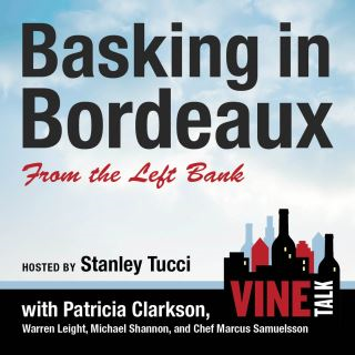 Basking in Bordeaux from the Left Bank