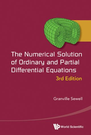 Numerical Solution Of Ordinary And Partial Differential Equations, The (3rd Edition)