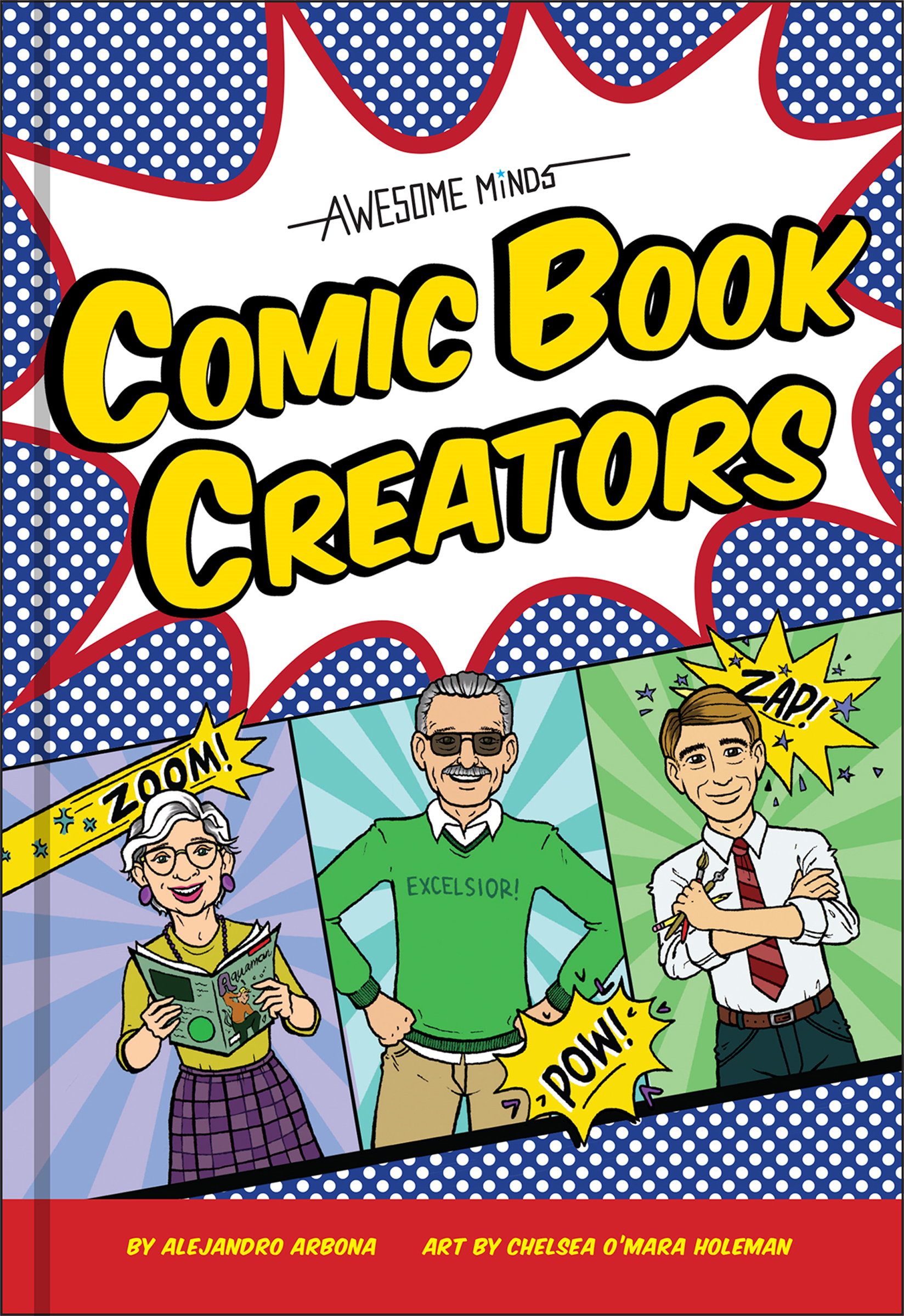 Awesome Minds: Comic Book Creators