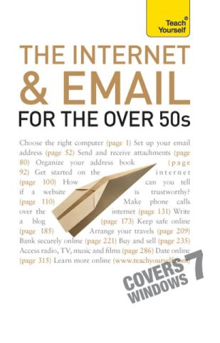 The Internet and Email For The Over 50s: Teach Yourself Ebook Epub