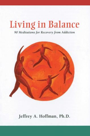 Living in Balance Meditations Book