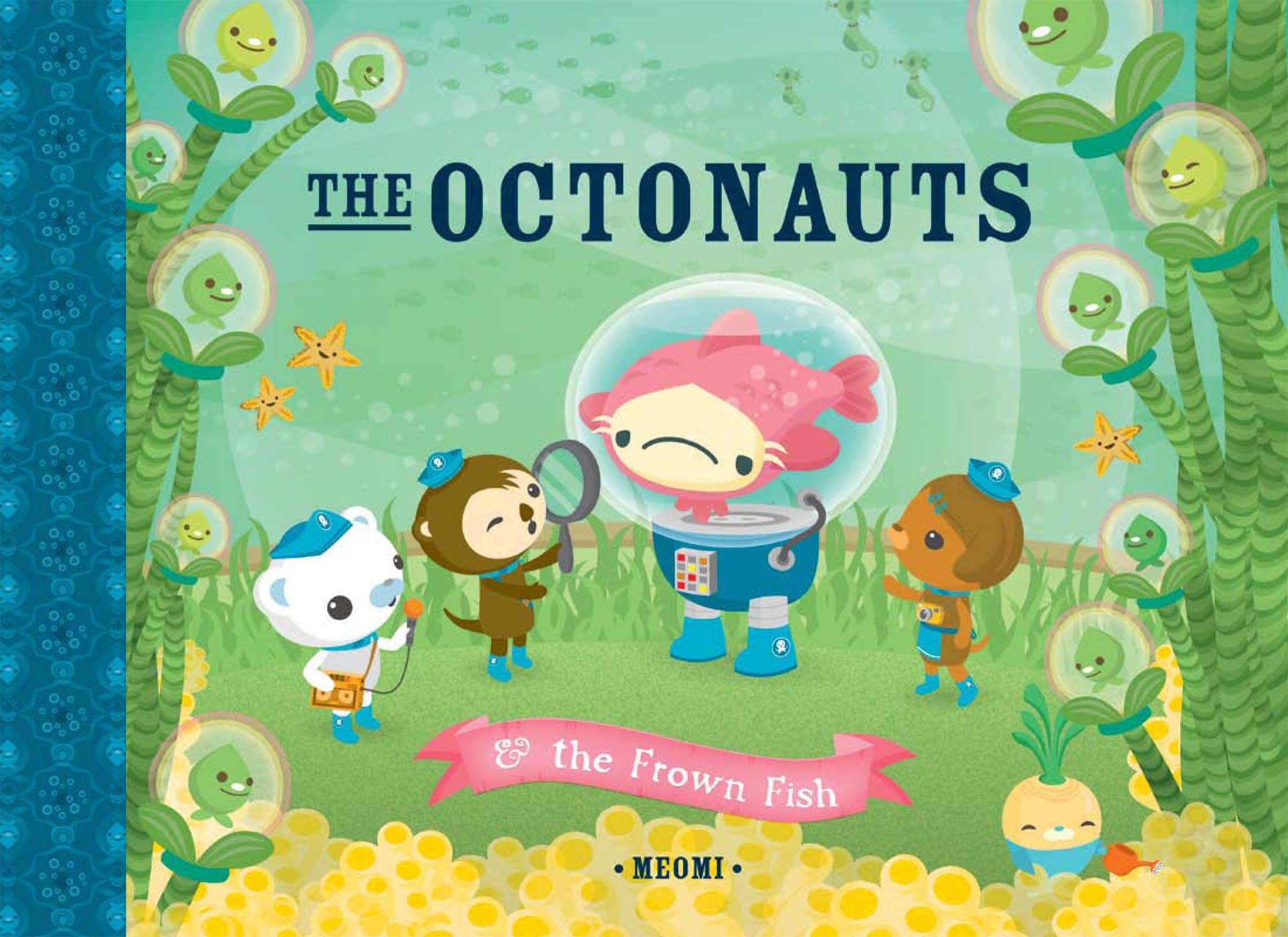 The Octonauts and the Frown Fish