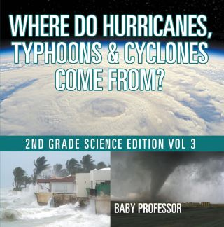 Where Do Hurricanes, Typhoons & Cyclones Come From? | 2nd Grade Science Edition Vol 3