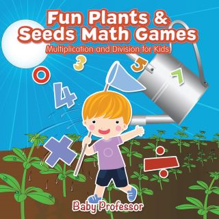 Fun Plants & Seeds Math Games - Multiplication and Division for Kids