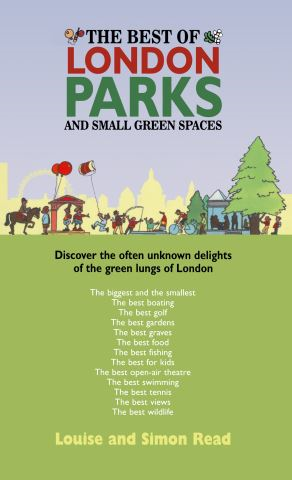 The Best Of London Parks and Small Green Spaces