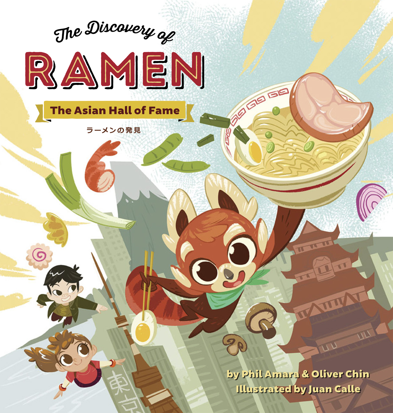 The Discovery of Ramen