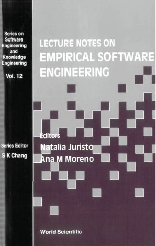Lecture Notes On Empirical Software Engineering