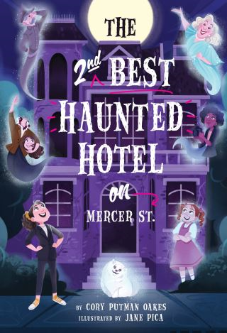 The Second-Best Haunted Hotel on Mercer Street