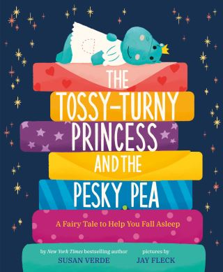 The Tossy-Turny Princess and the Pesky Pea