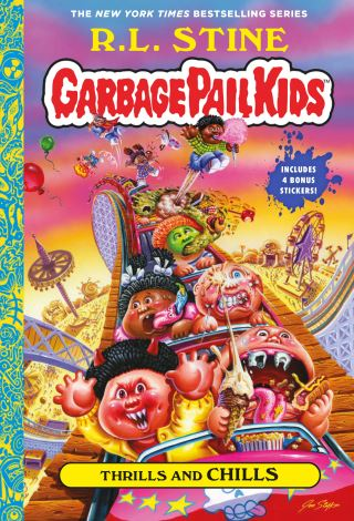 Thrills and Chills (Garbage Pail Kids Book 2)