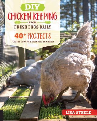 DIY Chicken Keeping from Fresh Eggs Daily