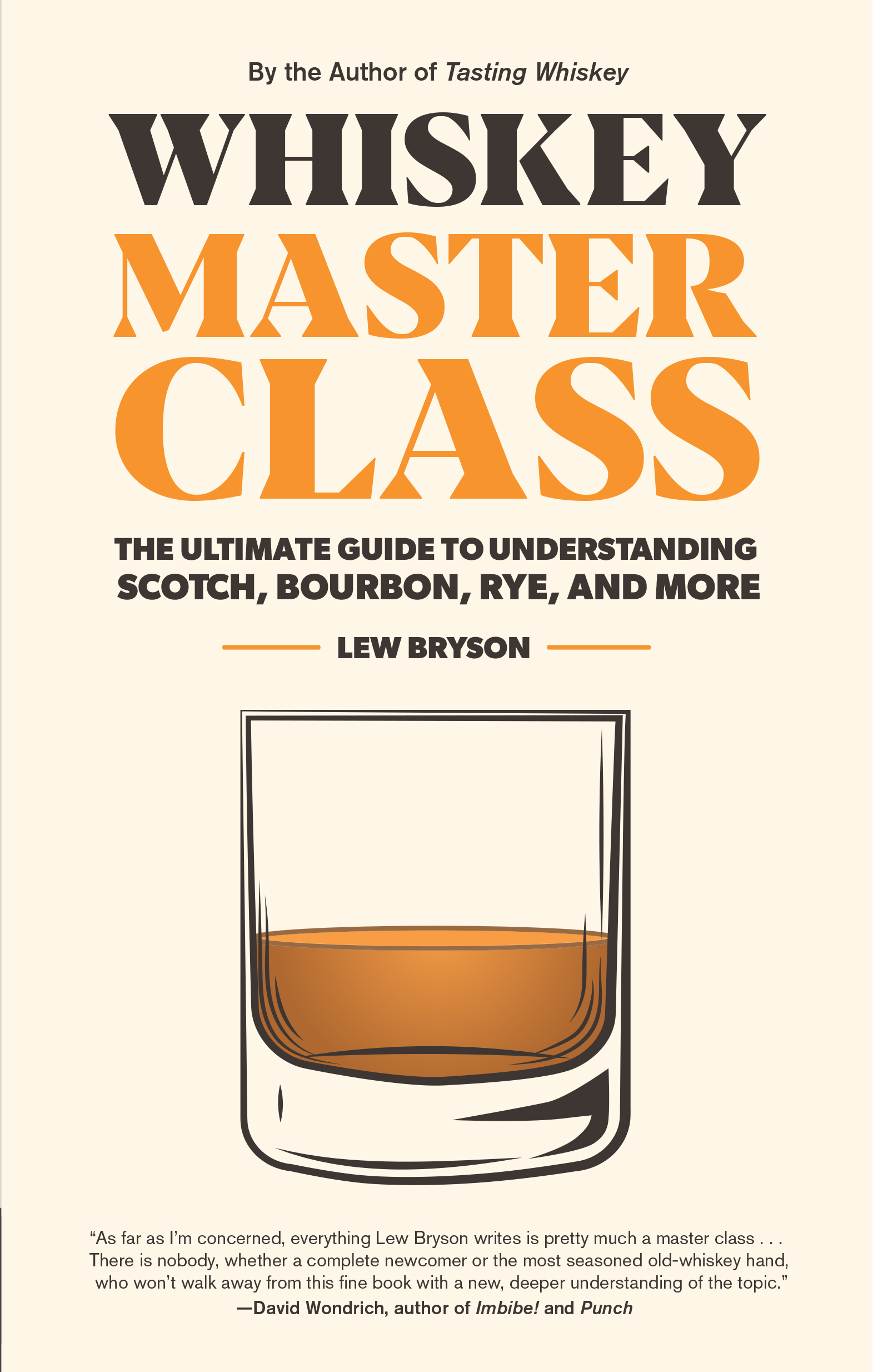 Whiskey Master Class