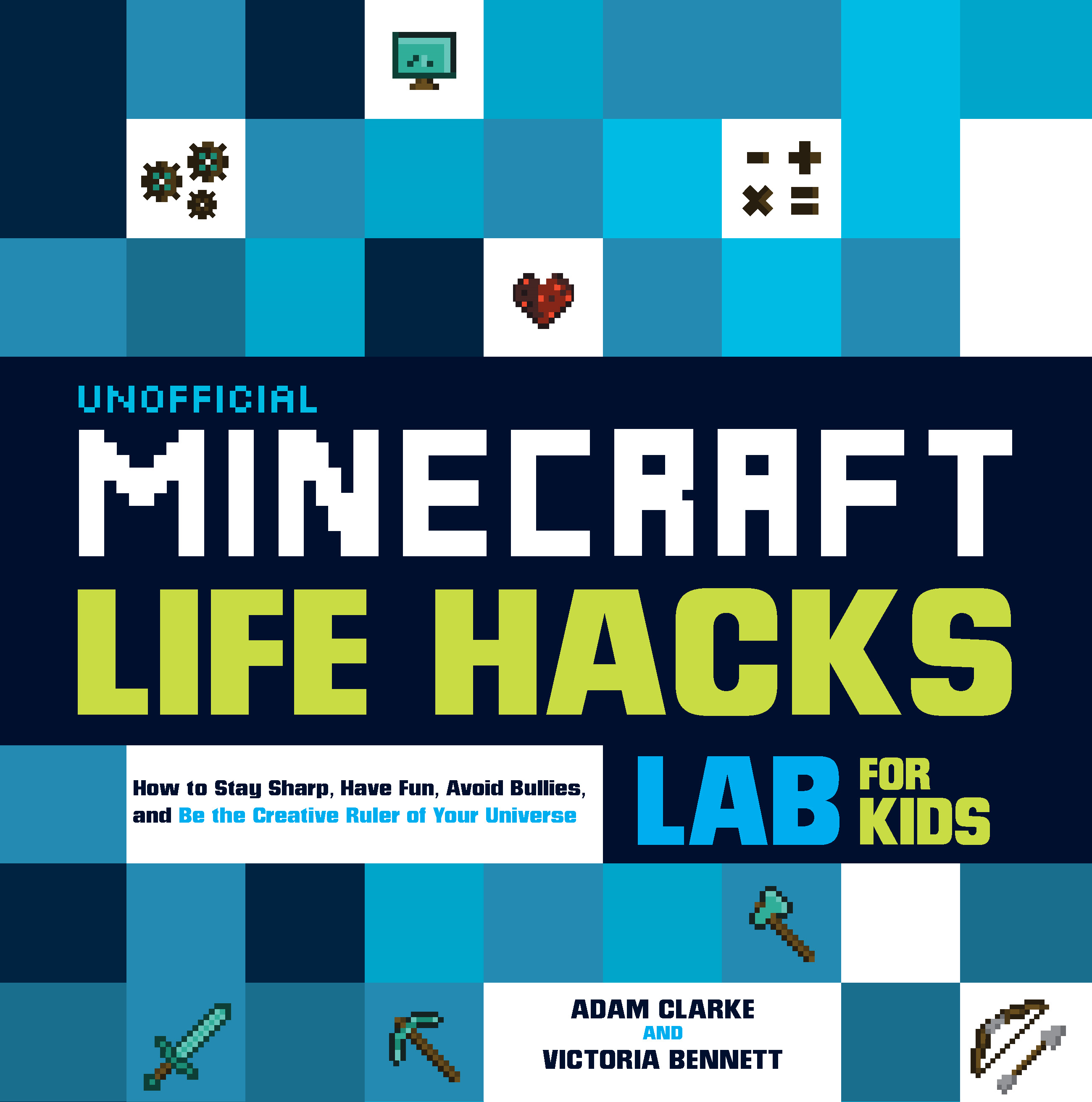 Unofficial Minecraft Life Hacks Lab for Kids
