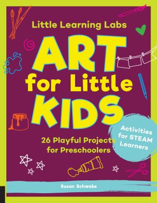 Little Learning Labs: Art for Little Kids, abridged edition