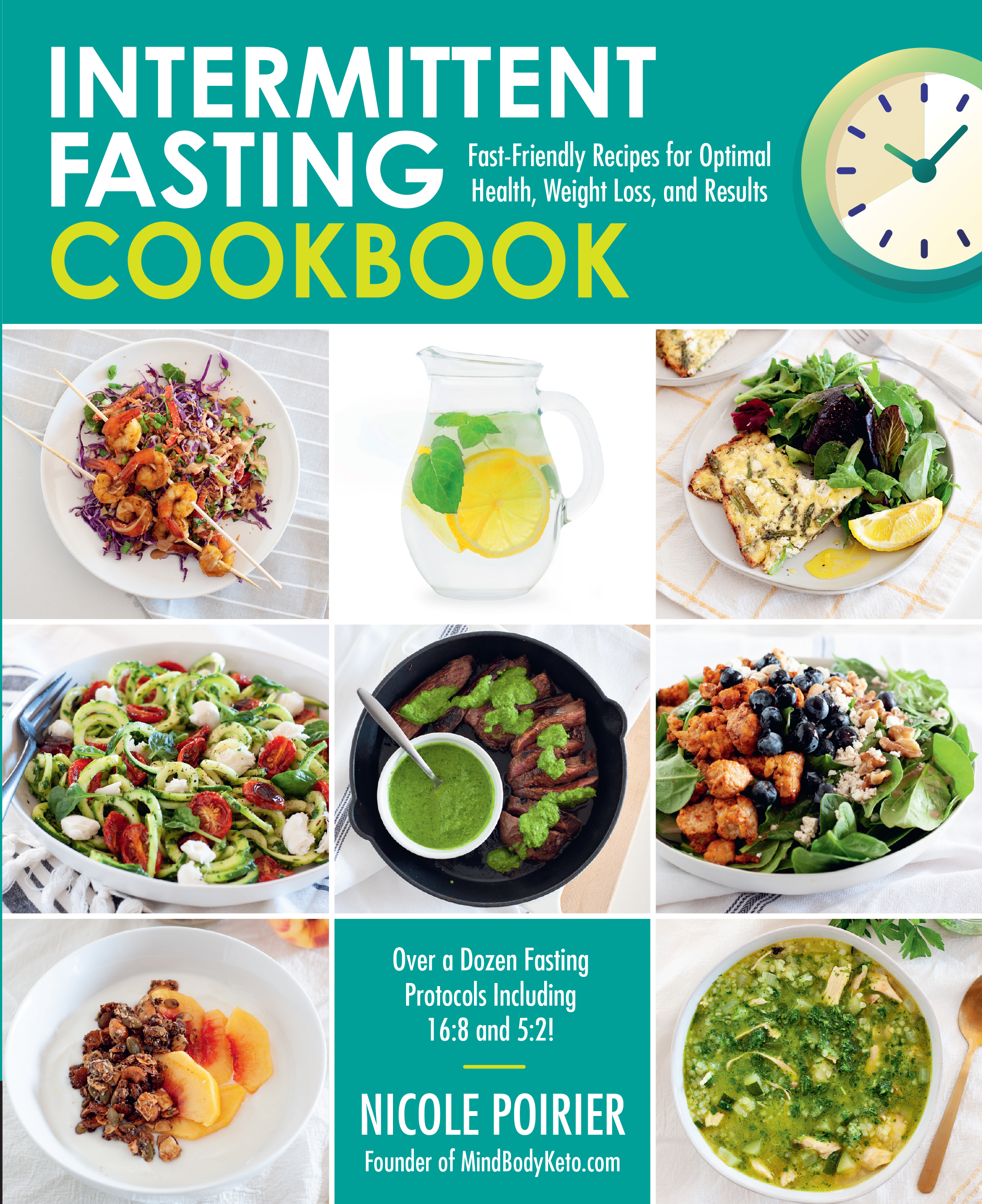Intermittent Fasting Cookbook