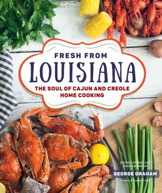 Fresh from Louisiana