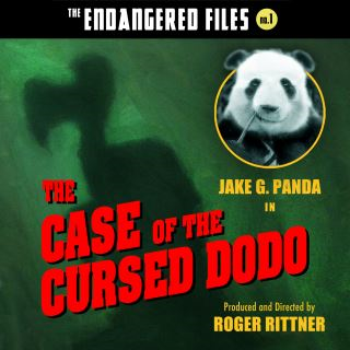 The Case of the Cursed Dodo (The Endangered Files: Book 1)