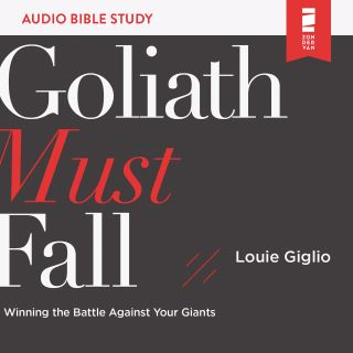 Goliath Must Fall: Audio Bible Studies