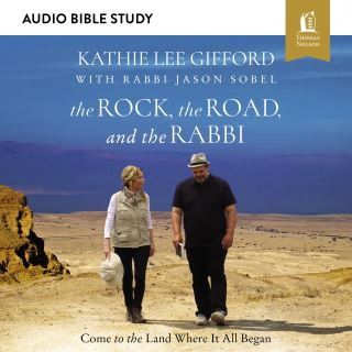 The Rock, the Road, and the Rabbi: Audio Bible Studies