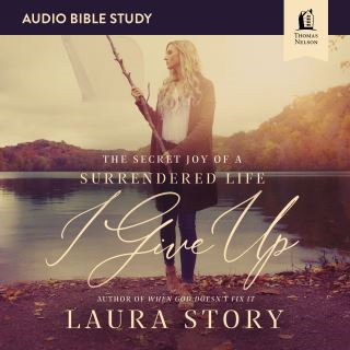 I Give Up: Audio Bible Studies