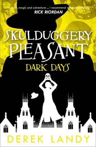 Dark Days (Skulduggery Pleasant, Book 4)
