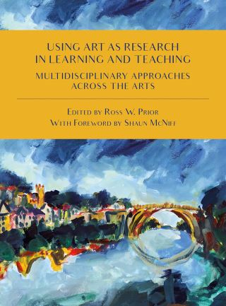 USING ART RESEARCH LEARNING AND TEACHIDG