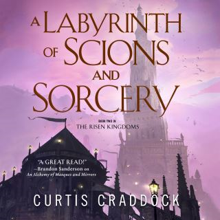 A Labyrinth of Scions and Sorcery