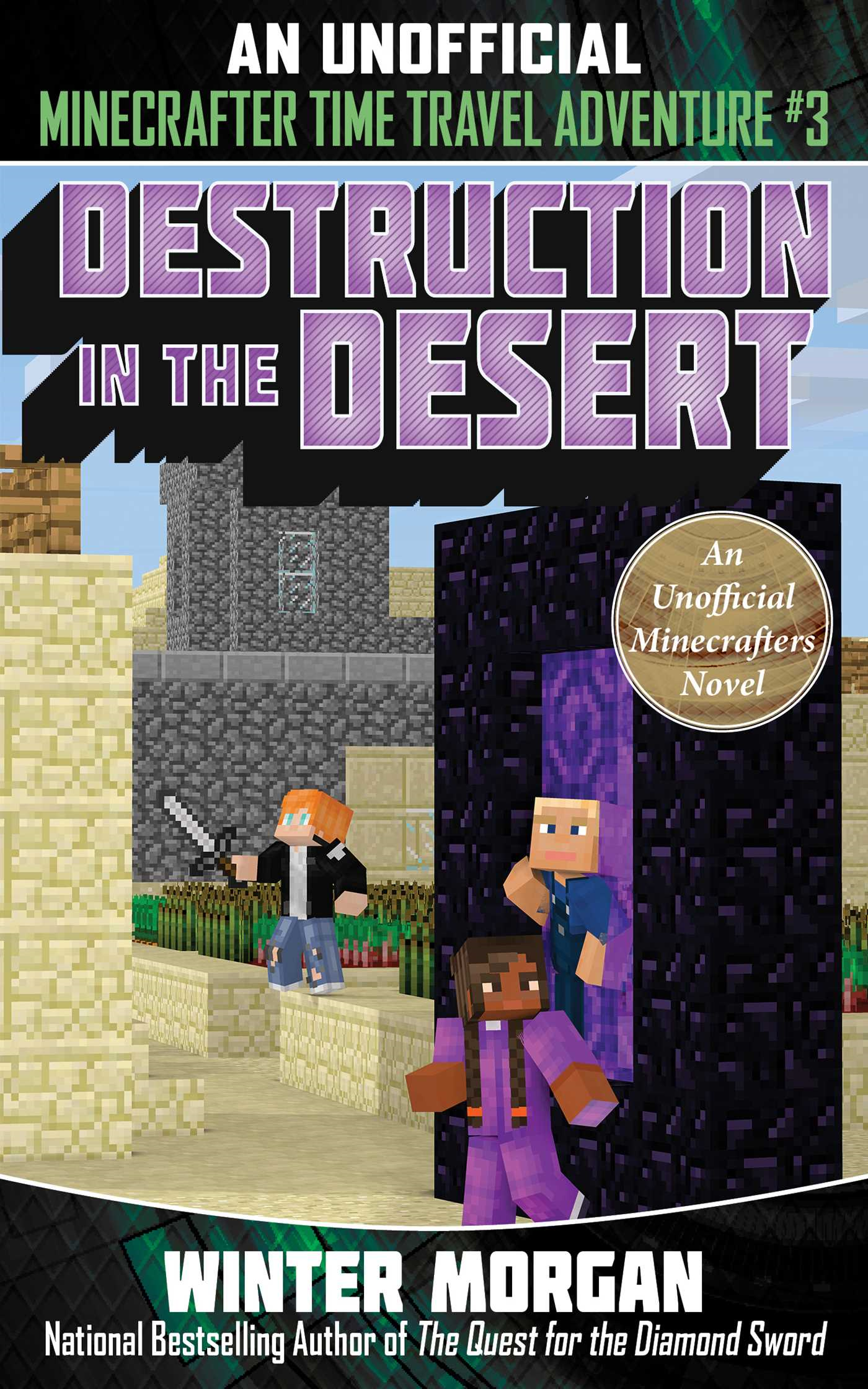 Destruction in the Desert