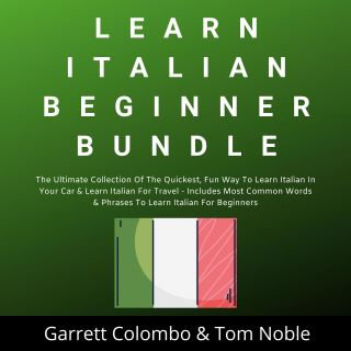 Learn Italian Beginner Bundle Collection