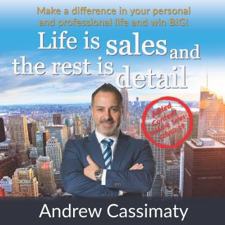 Life Is Sales And The Rest Is Detail