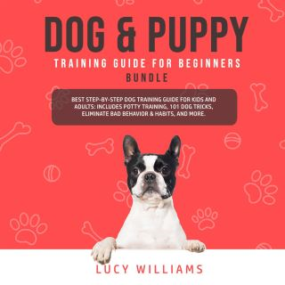 Dog & Puppy Training Guide for Beginners Bundle