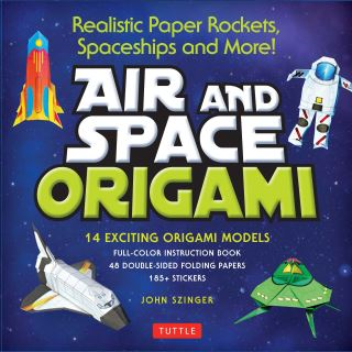 Air and Space Origami Ebook