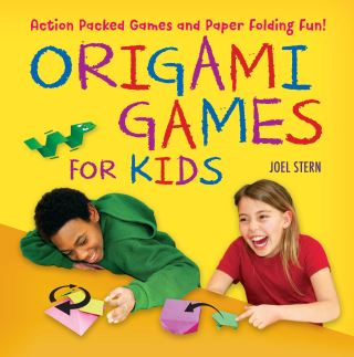 Origami Games for Kids Ebook