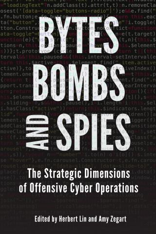Bytes, Bombs, and Spies