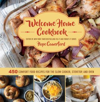 Welcome Home Cookbook