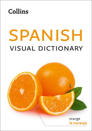Spanish Visual Dictionary: A photo guide to everyday words and phrases in Spanish (Collins Visual Dictionary)