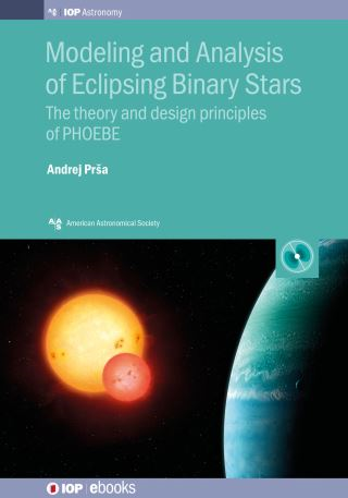 Modeling and Analysis of Eclipsing Binary Stars