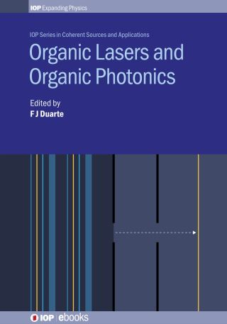 Organic Lasers and Organic Photonics