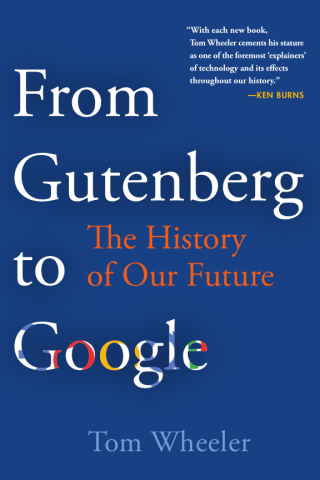 From Gutenberg to Google