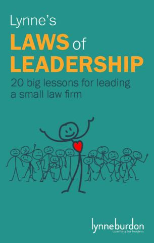 Lynne's Laws of Leadership