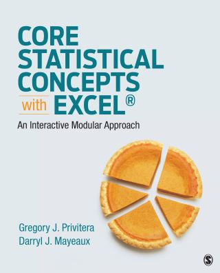 Core Statistical Concepts With Excel®