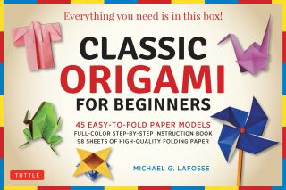 Classic Origami for Beginners Kit Ebook